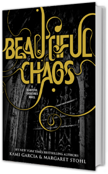 Bookcover: Beaurtiful Chaos