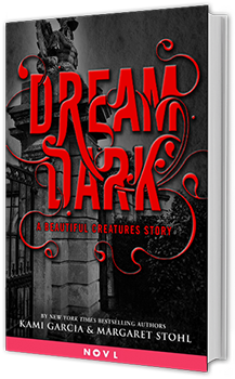 Bookcover: Dream Dark