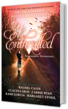 Bookcover: Enthralled