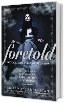 Bookcover: Foretold