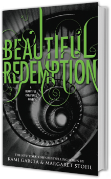 Bookcover: Beautiful Redemption