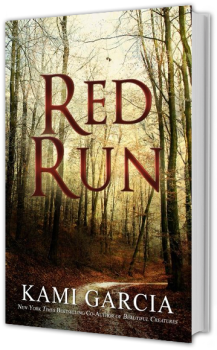 Bookcover: Red Run