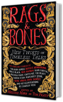 Bookcover: Rages and Bones