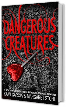 Bookcover: Dangerous Creatures