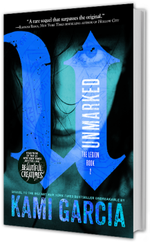 Bookcover: Unmarked