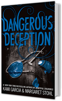 Bookcover: Dangerous Deception