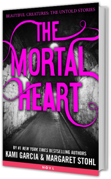 Bookcover: Mortal Heart