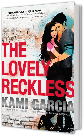 Bookcover: The Lovely Reckless