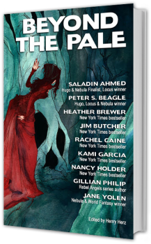 Bookcover: Beyond the Pale