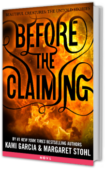 Bookcover: Before the Claiming