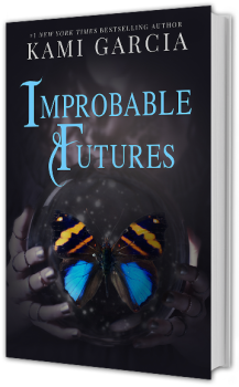 Bookcover: Improbable Futures