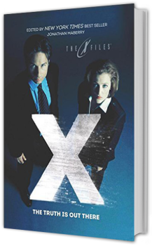 Bookcover: X-Files
