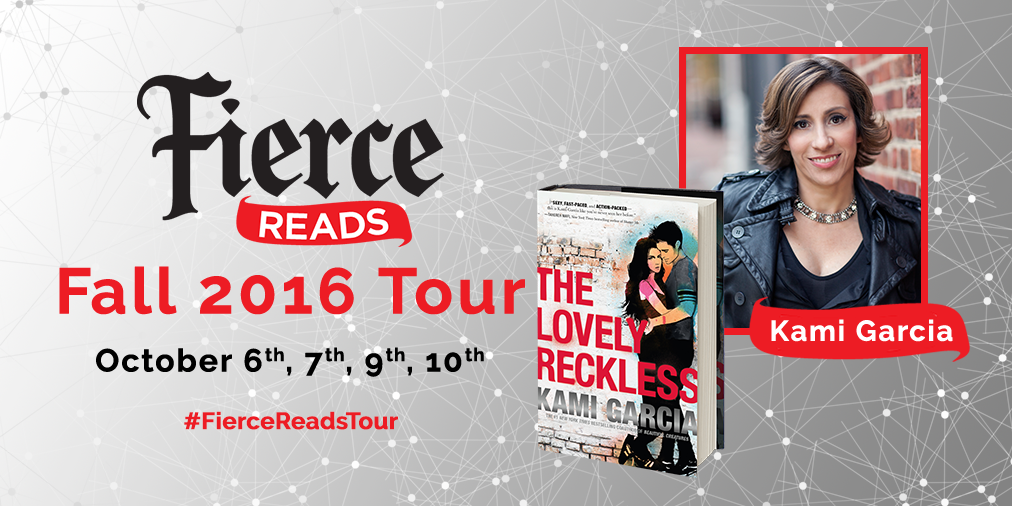 Fierce Reads Fall Tour TLR