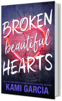 Broken Beautiful Hearts bookcover