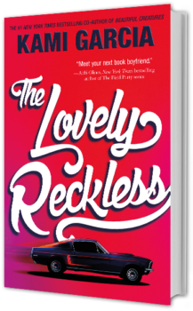 The Lovely Reckless bookcover