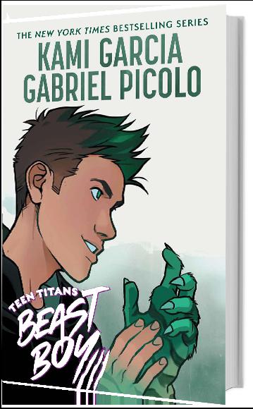 Teen Titans: Beast Boy   Kami Garcia
